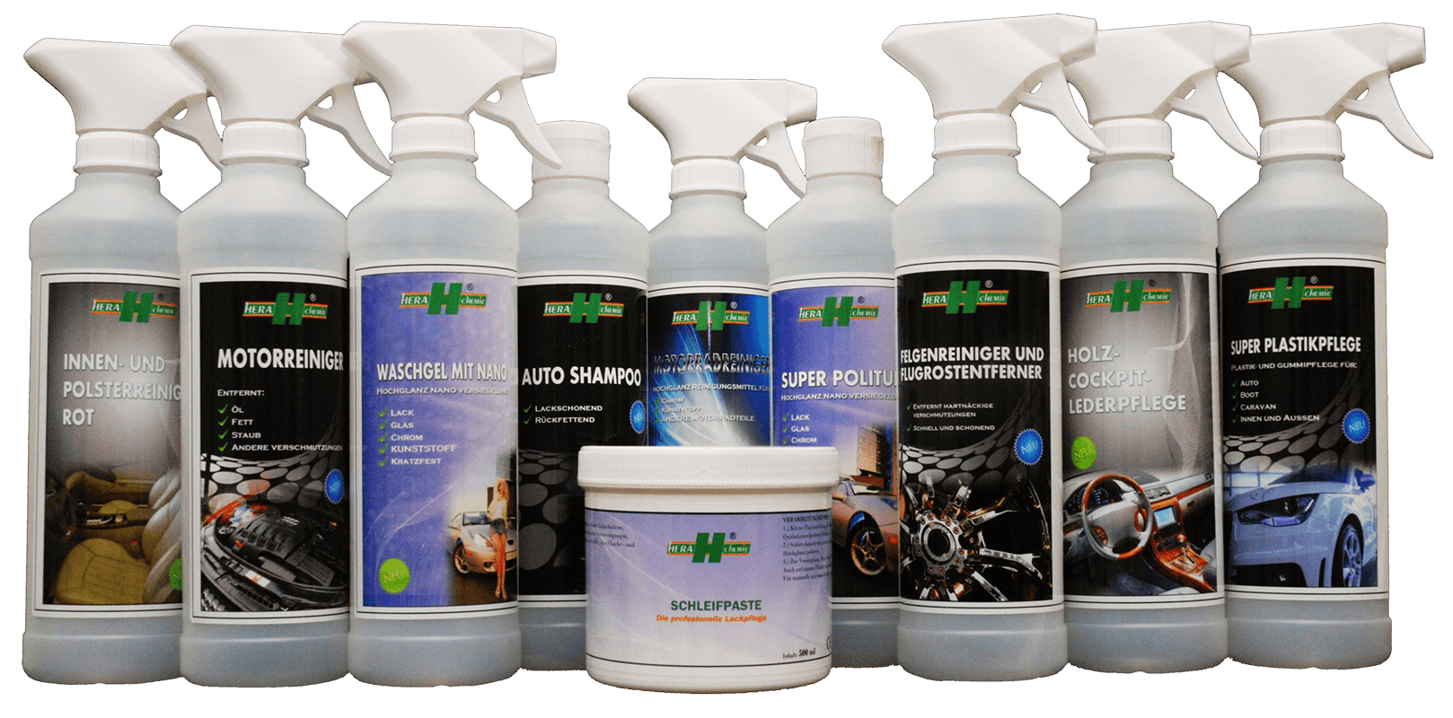 Hera Chemie All Products