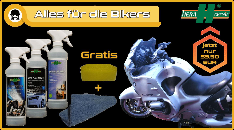 Hera Chemie Fruehjahr Angebot Alles fuer Bikers